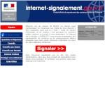 logo Internet Signalement